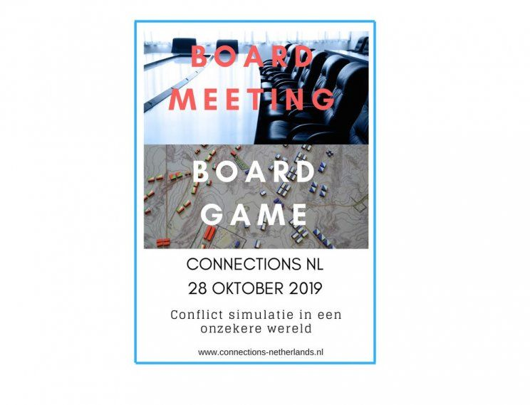 Seminar Connections NL 2019